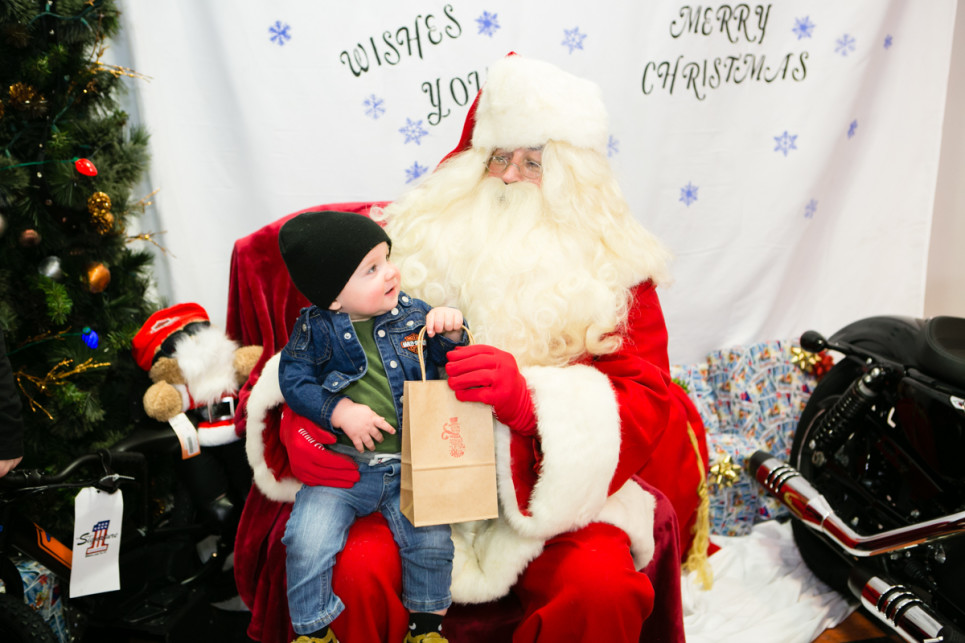2019 Photos with Santa