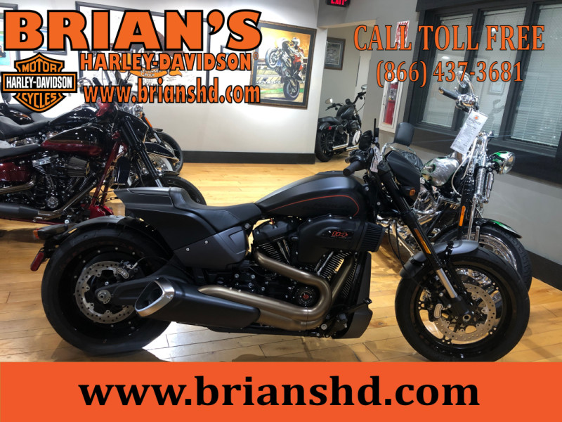 Used Low Mileage 2019 Harley Davidson FXDRS 114 Softail Under Warranty