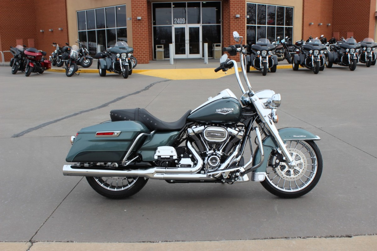 FLHR 2020 Road King<sup>®</sup>