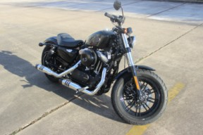 2017 Harley-Davidson Sportster XL1200X Forty-Eight Black thumb 3