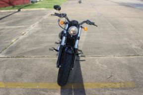 2017 Harley-Davidson Sportster XL1200X Forty-Eight Black thumb 2