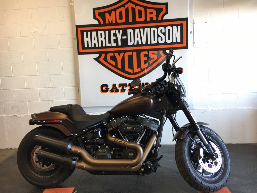 2019 HARLEY-DAVIDSON SOFTAIL FAT BOB SPECIAL FXFBS