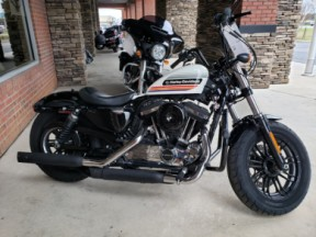 Harley-Davidson® Forty-Eight® Special 2018 XL 1200XS 432735A E43 BILLIARD WHIT thumb 1