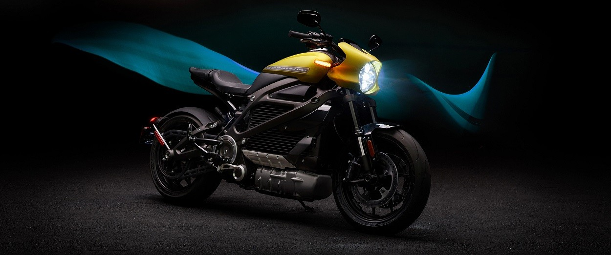 2020 Harley-Davidson Livewire Electric Motorcycle - Rogers AR