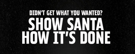 Show Santa how it's done!