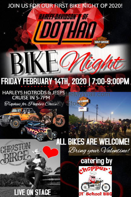 February Bike Night