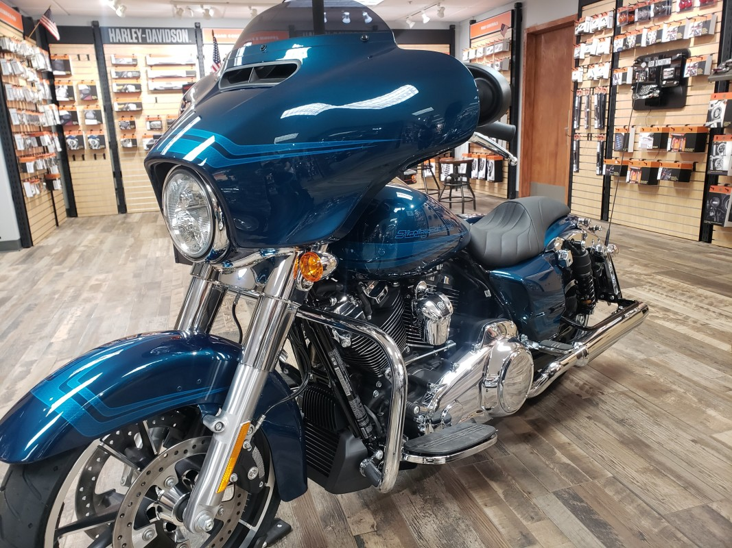 Harley-Davidson® Street Glide® 2020 FLHX 614695A TAHITIAN TEAL
