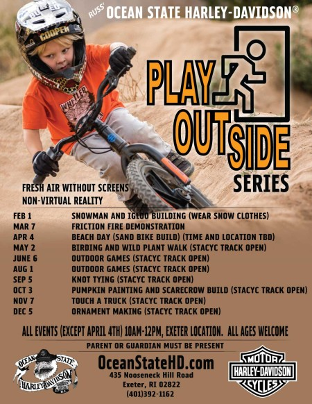 Play Outside Series ~ Outdoor Games in June