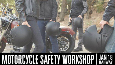 Motorcycle Safety Workshop