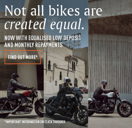 NOT ALL BIKES ARE CREATED EQUAL.