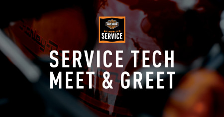 Service Department Meet and Greet