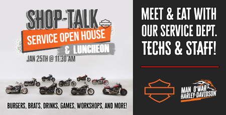 Shop-Talk: Service Open House & Luncheon