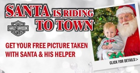 Free Santa Pictures | New Port Richey