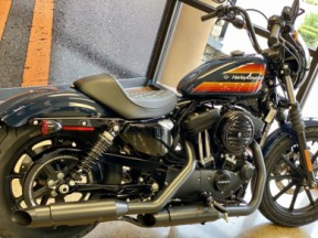2020 Harley-Davidson® Iron 1200™ XL1200NS thumb 1