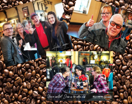 Coffee Club | Hells Canyon H-D®