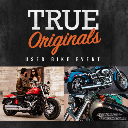 TRUE Originals - Used Bike Event
