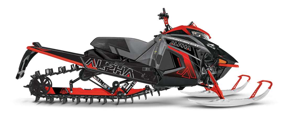 M 8000 Mountain Cat Alpha One