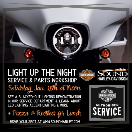 Light Up The Night Service Workshop