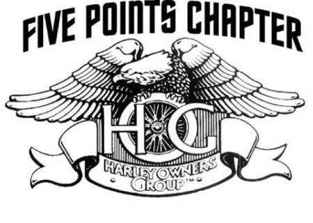 Five Points Chapter Club Ride