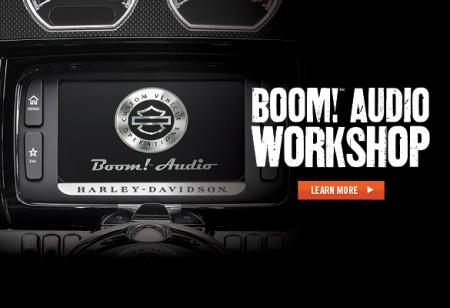 Boom Audio Workshop