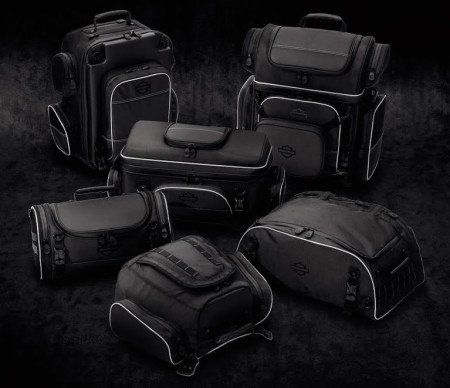 Get your Sweetheart what she really wants for Valentine's Day - Harley-Davidson Onyx Premier Luggage