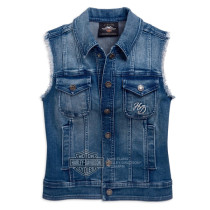 VEST-FLAG,FASHION,DENIM,WVN,BLU