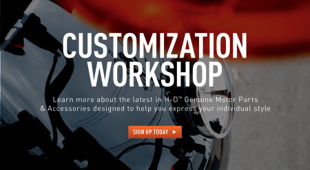 Customization Workshop