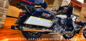 2012 Harley-Davidson® CVO™ Ultra Classic® Electra Glide® : FLHTCUSE7 thumb 1