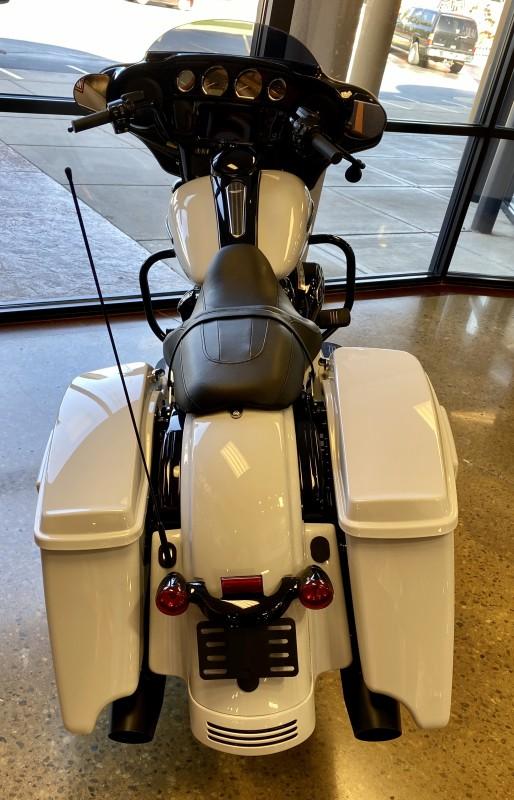 NEW Stonewashed White Pearl 2020 Harley-Davidson® Street ...