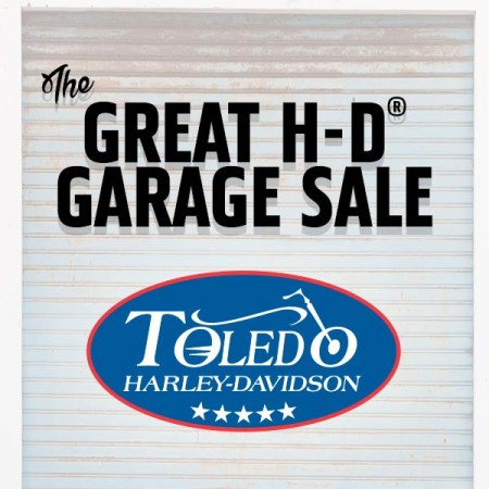 The Great H-D Garage Sale