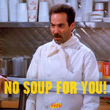SOUPS ON FEB 22nd SATURDAY 11-2