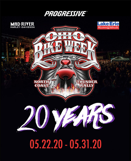 Ohio Bike Week 2020