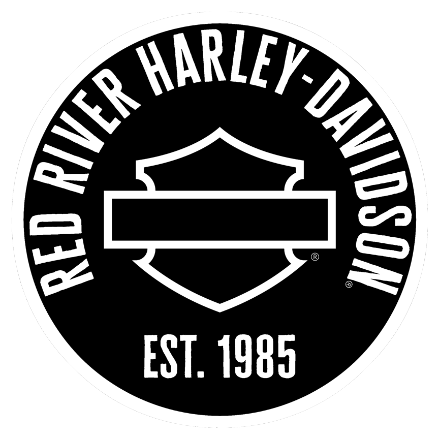 Red River Harley-Davidson<sup>®</sup> logo