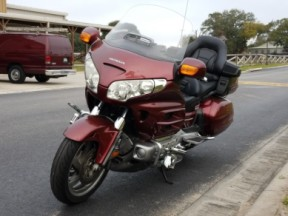 2009 HONDA GOLDWING  thumb 1