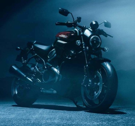 Harley-Davidson® Bronx™ – The Streetfighter That's Coming
