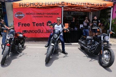 Richco Demo Tour 2019, Kamphang Phet