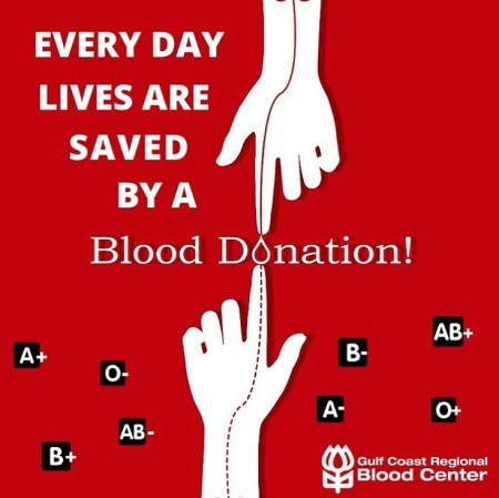 Two Day Blood Drive Event at Goe H-D Jan 31st and Feb 1st