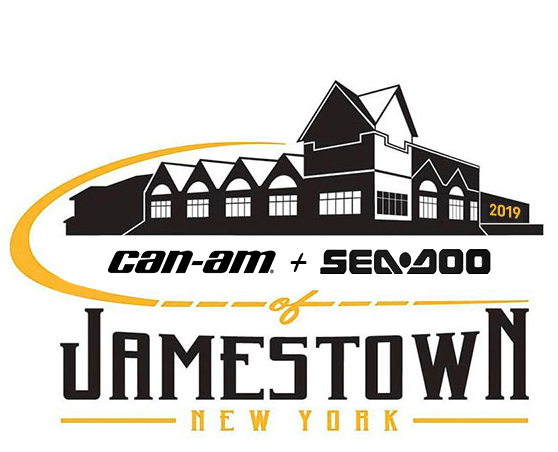 Can-Am & Sea-Doo of Jamestown logo