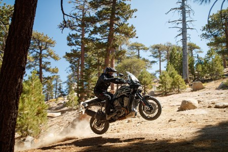 H-D®  New Bike News: The  PAN AMERICA™ Adventure Touring Motorcycle