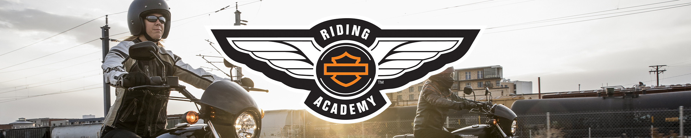 Learn to ride at Lake Erie Harley-Davidson®