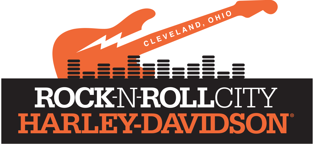 Rock-n-Roll City Harley-Davidson® logo