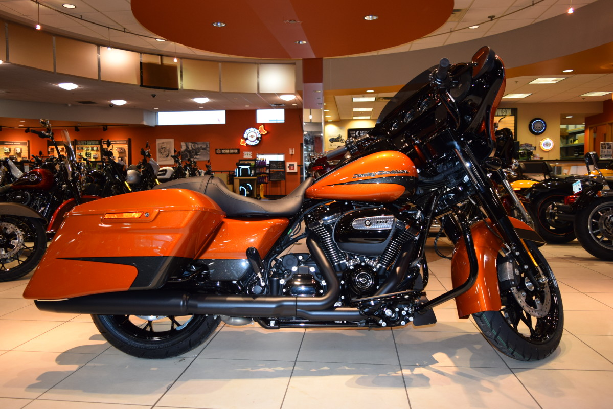 2020 Harley-Davidson Touring FLHXS Street Glide Special