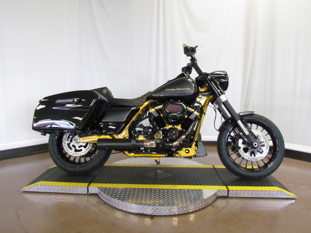 2019 Road King Special Custom Kings Bike