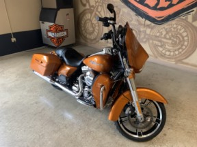 2015 H-D FLHXS Street Glide Special thumb 1