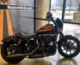 2020 Harley-Davidson® Iron 1200™ XL1200NS thumb 0