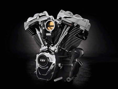 Harley Releases New Screamin' Eagle 131 Crate Engine