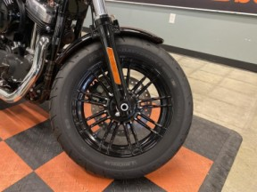 Harley-Davidson<sup>®</sup> Forty-Eight<sup>®</sup> 2018 XL 1200X 429238U-RNR BLACK thumb 1
