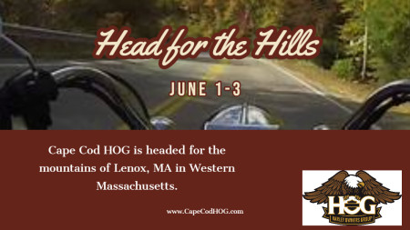 HOG Head for the Hills