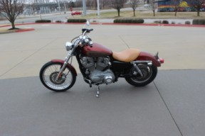 XL 883C 2009 Sportster® 883 Custom thumb 0
