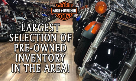 Largest Selection of Pre-owned Inventory in the Area!